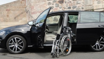 Porta scorrevole e Caricamento carrozzina VW POLO 7 LIMOUSINE