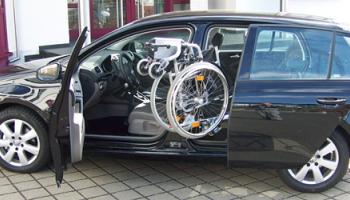 Porta scorrevole e Caricamento carrozzina VW POLO 6 LIMOUSINE