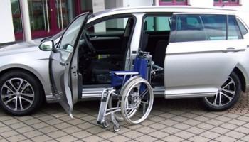 Porta scorrevole e Caricamento carrozzina VW PASSAT B8