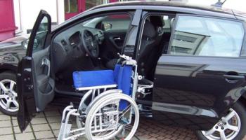 Porta scorrevole e Caricamento carrozzina VW POLO 6R
