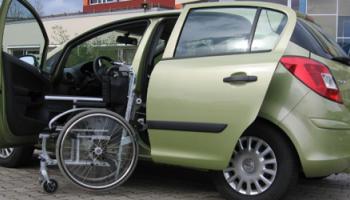 Porta scorrevole e Caricamento carrozzina OPEL Corsa D ed E