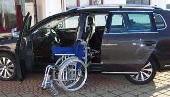 Porta scorrevole e Caricamento carrozzina VW PASSAT B7